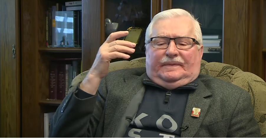 propolski.pl: Lech Wałęsa o objawach po szczepieniu na COVID-19