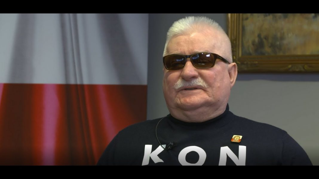 propolski.pl: Lech Wałęsa zaszczepił się na koronawirusa. Wszystko zrelacjonował na Facebooku [FOTO]