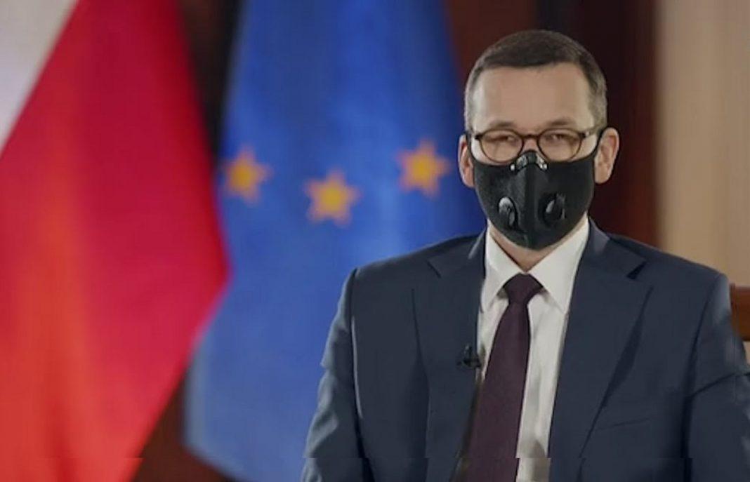 propolski.pl: Premier Morawiecki zarejestrował się na szczepienie. Wiadomo, który preparat przyjmie