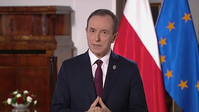 Propolski.pl: Grodzki, senatorowie KO i Niemcy omawiali plan zamrożenia środków unijnych dla Polski