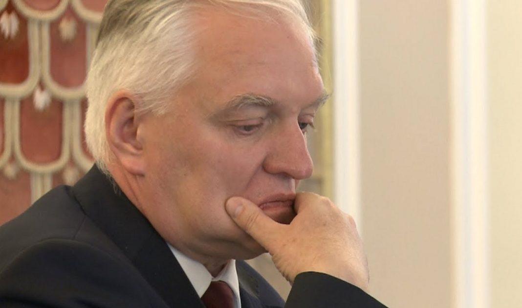 propolski.pl: Jarosław Gowin w panice
