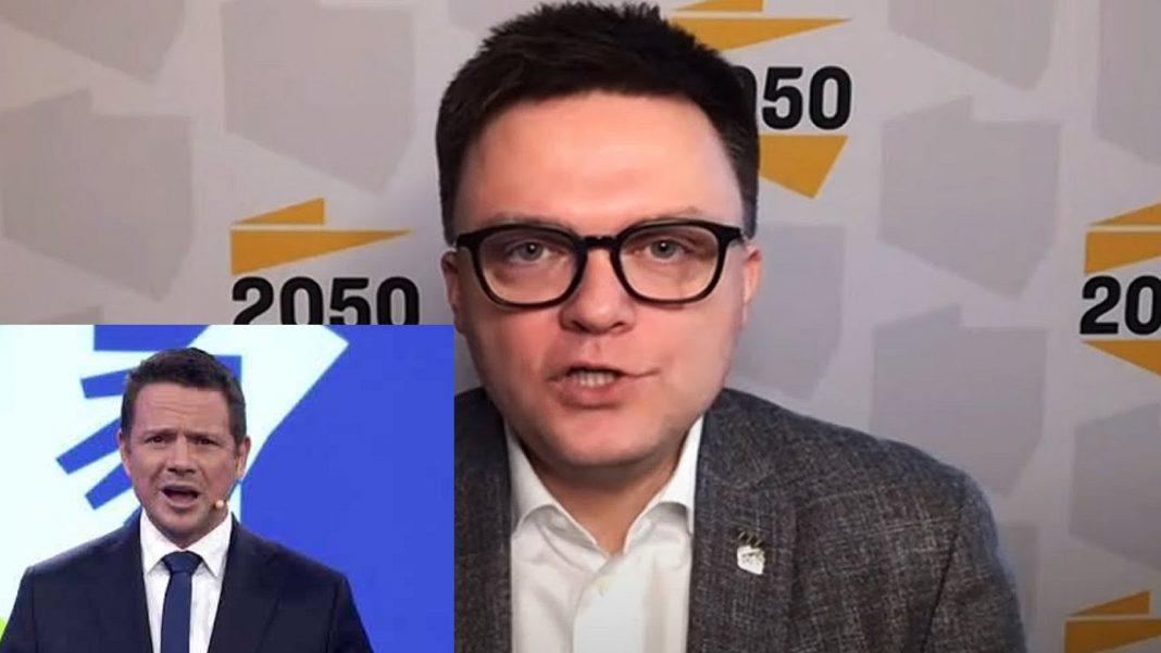 propolski.pl: Hołownia zaskoczył w sprawie TVP Info. Trzaskowski będzie wkurzony