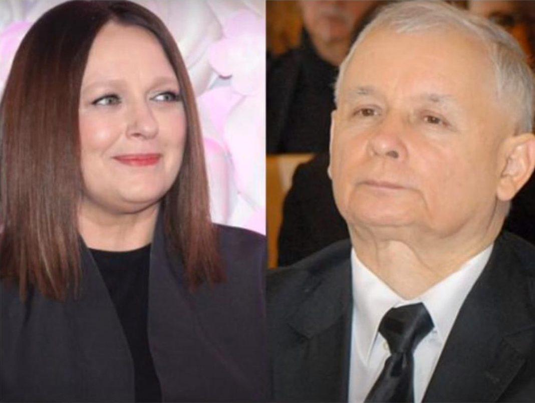 propolski.pl: Nosowska lubi sobie wyobrażać spotkanie z Kaczyńskim: