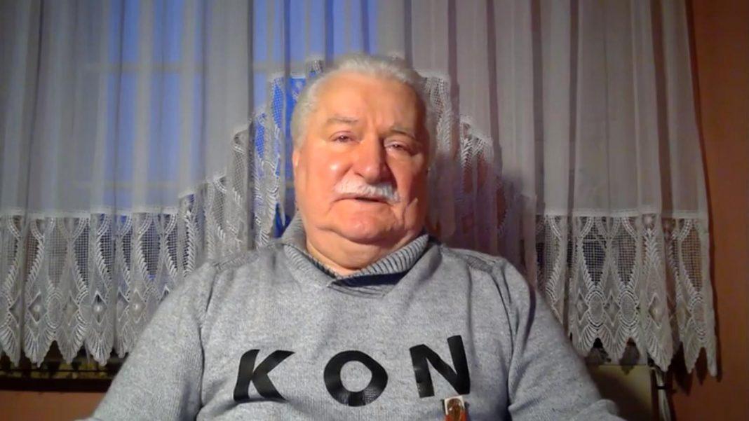 propolski.pl: Lech Wałęsa opublikował zdjecia ze szpitala