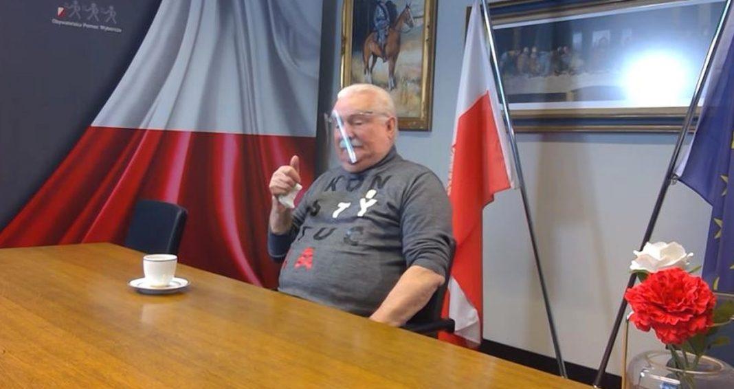 propolski.pl: Lech Walesa ostrzegał przed koronawirusem?