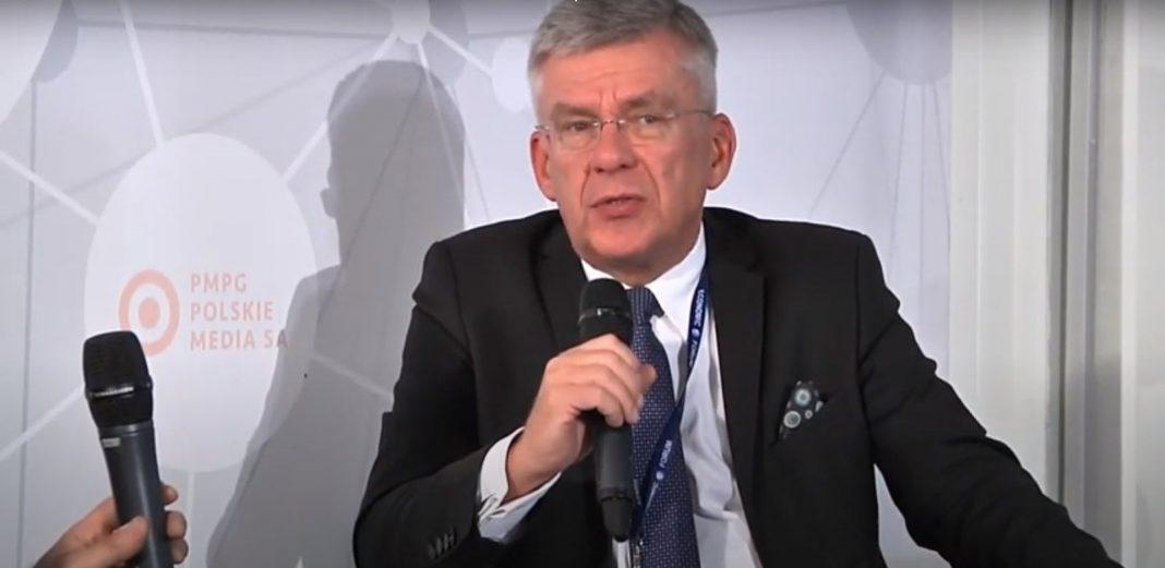 Propolski.pl: Karczewski nie szczędził mocnych porównań na temat Tuska