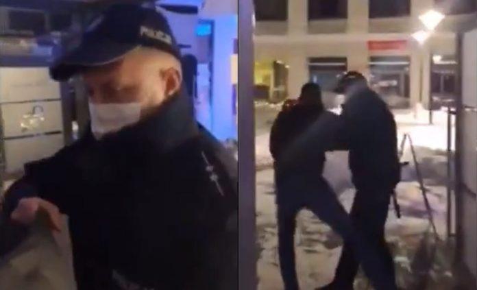 propolski.pl: Ojciec i syn pobili policjantów