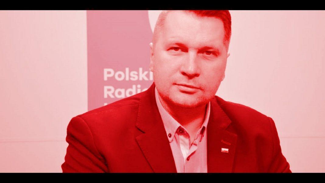 propolski.pl: Minister Czarnek stracił panowanie nad sobą pod nieobecność Morawieckiego.