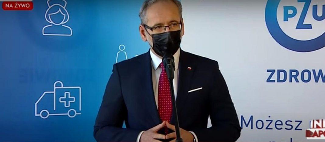 propolski.pl: Niedzielski powiedział o obecnej sytuacji epidemicznej