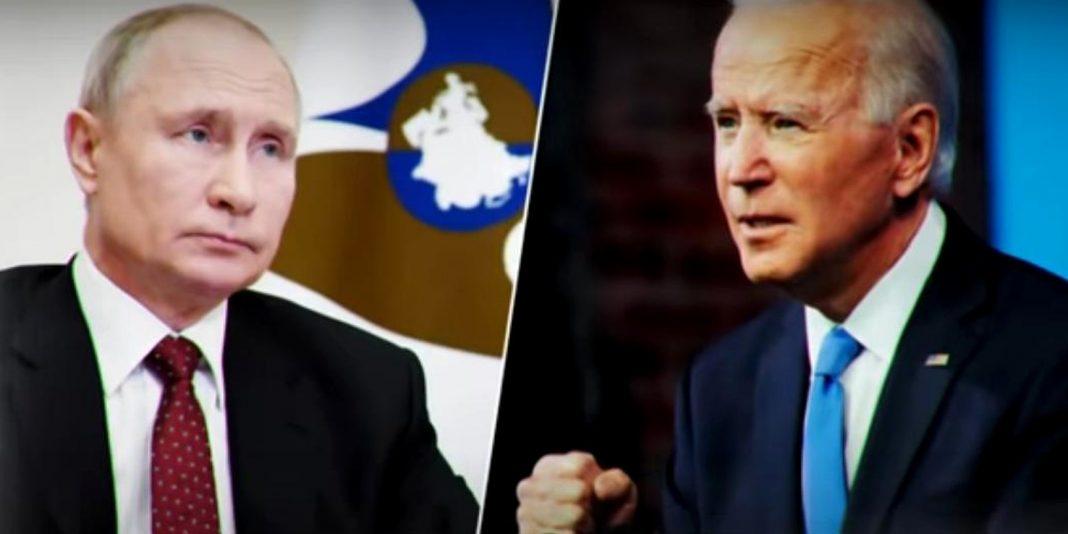 propolski.pl: Joe Biden ostrzegł Putina