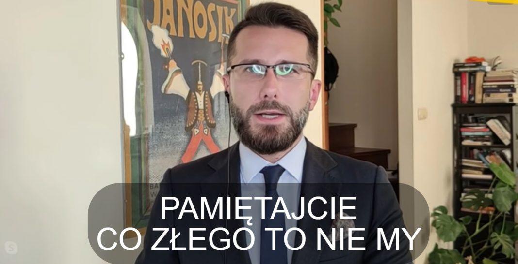 propolski.pl: Fogiel tłumaczy, że duża liczba zgonów to nie wina rządu