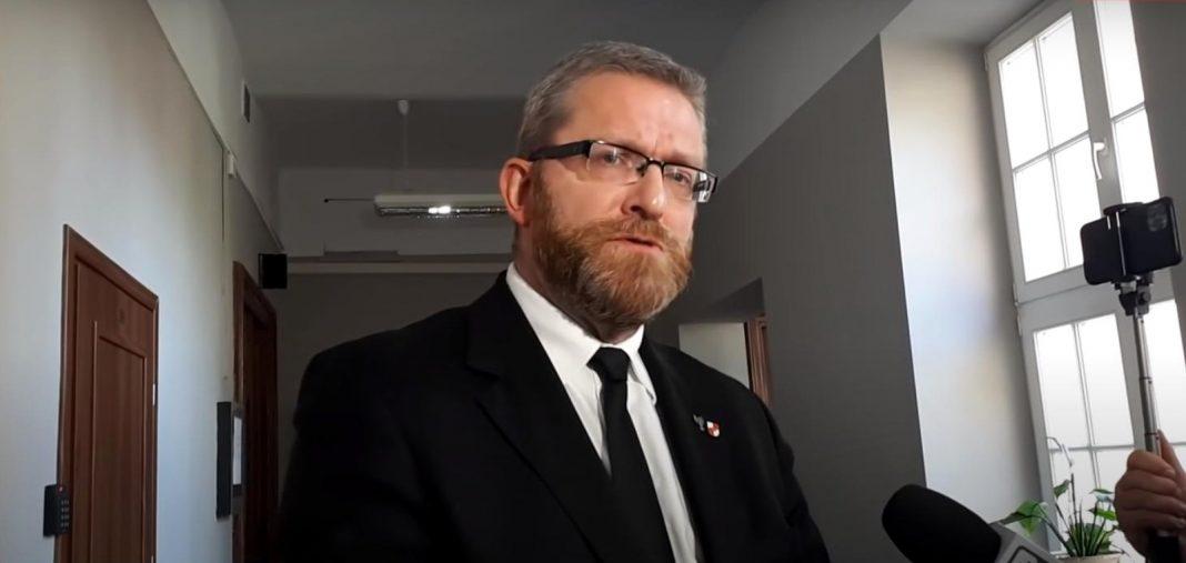 propolski.pl: Braun nie zamierza przepraszać Niedzielskiego. Padły jeszcze ostrzejsze słowa: