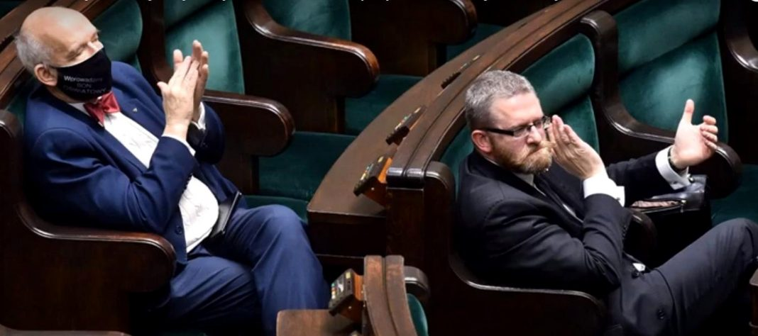 propolski.pl: Konfederacja miażdży Nowy Ład