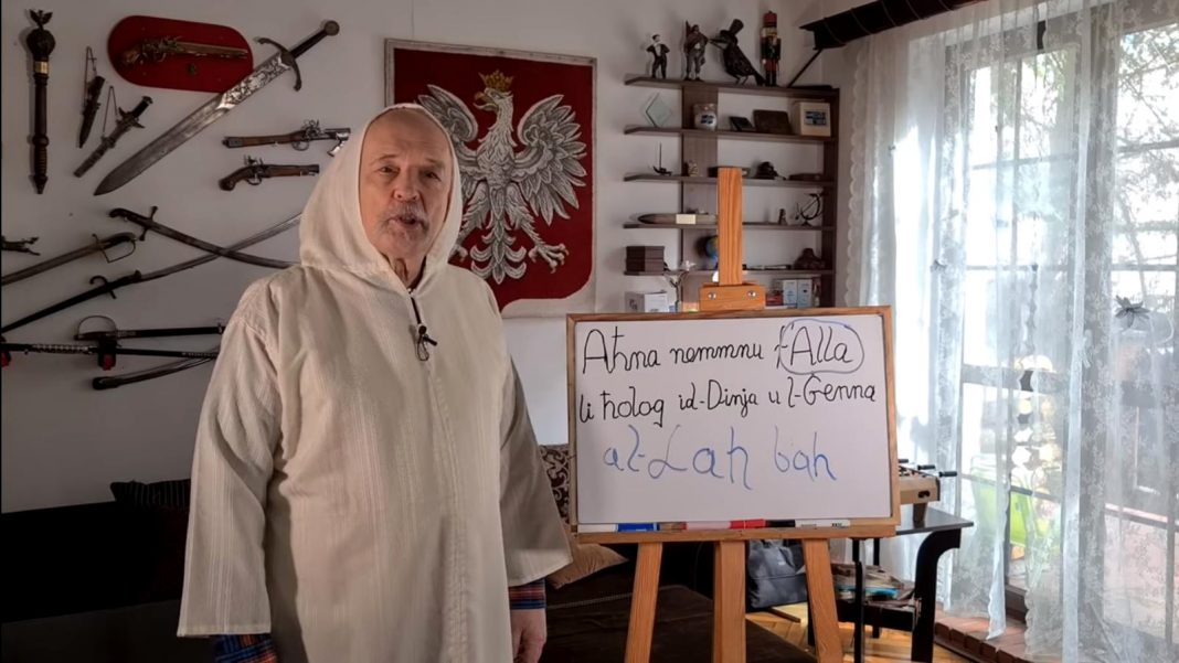 propolski.pl: Janusz Korwin-Mikke uczy o Islamie