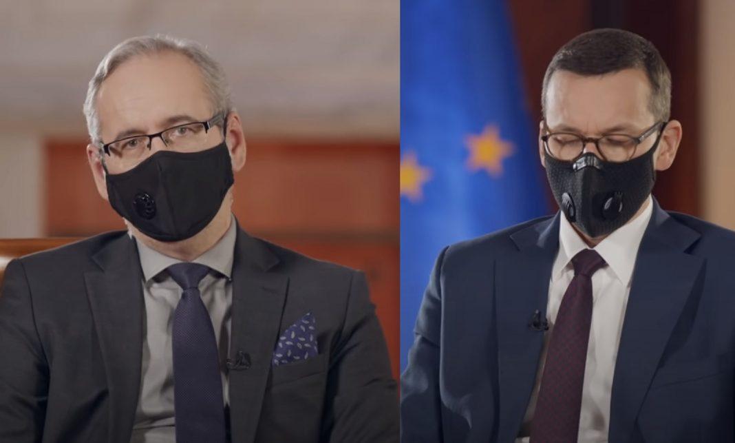 propolski.pl: Konflikt Morawieckiego i Niedzielskiego zaognia się.