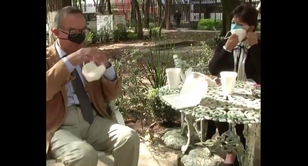 propolski.pl: Podwójne maseczki? Jedna na usta, druga na nos – to pomysł ekspertów z Meksyku