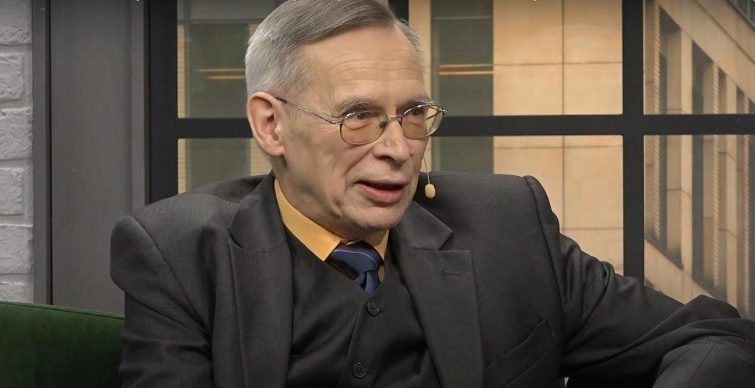 propolski.pl: Prof. Gut: Z politykami czy dziennikarzami można dyskutować. Z biologią - nie radziłbym