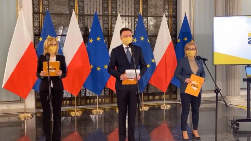 propolski.pl: Szymon Hołownia domaga się wprowadzenia stanu klęski żywiołowej