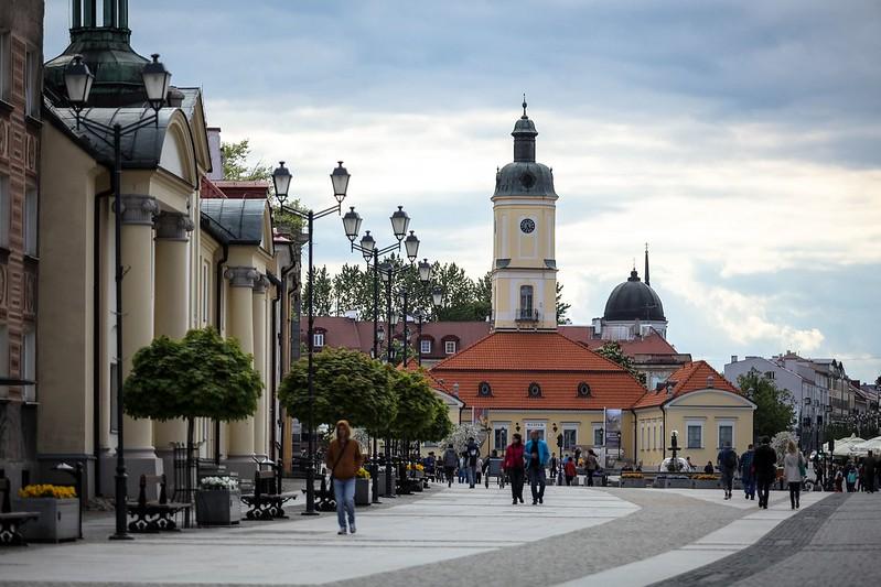 propolski.pl: Sondaż: Białystok idealnym miejscem do życia?