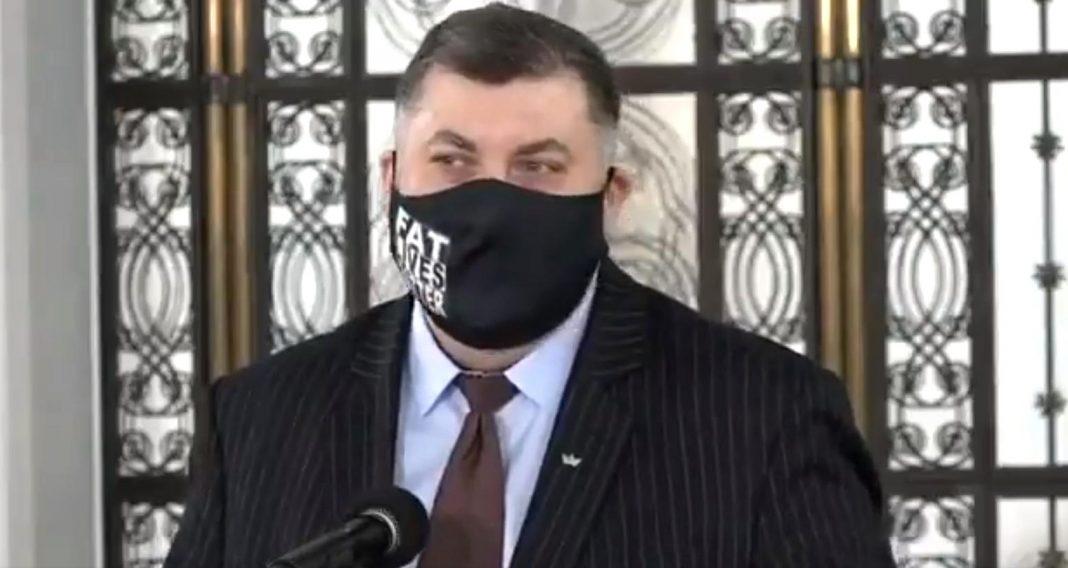 """propolski.pl: Dziambor: """"Grubi też mają swoje prawa! Żądamy uwolnienia branży fitness!"""" [WIDEO]"""