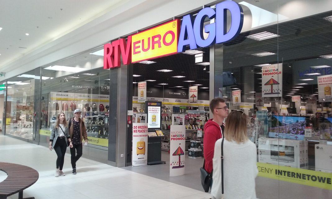 propolski.pl: RTV Euro AGD sklepem spożywczym