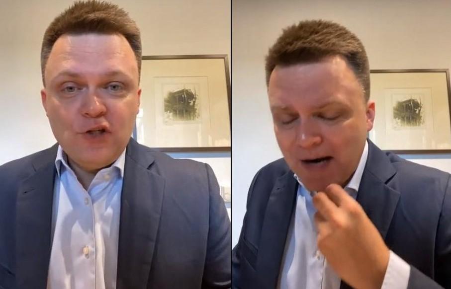 propolski.pl: Tomasz Lis zaszczepił się. Przy okazji ośmieszył Szymona Hołownię