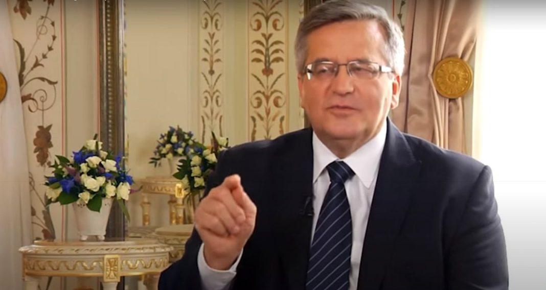 """propolski.pl: Komorowski naraził się Lewicy. """"PO knuła w gabinetach i marzyła o utworzeniu rządu"""""""