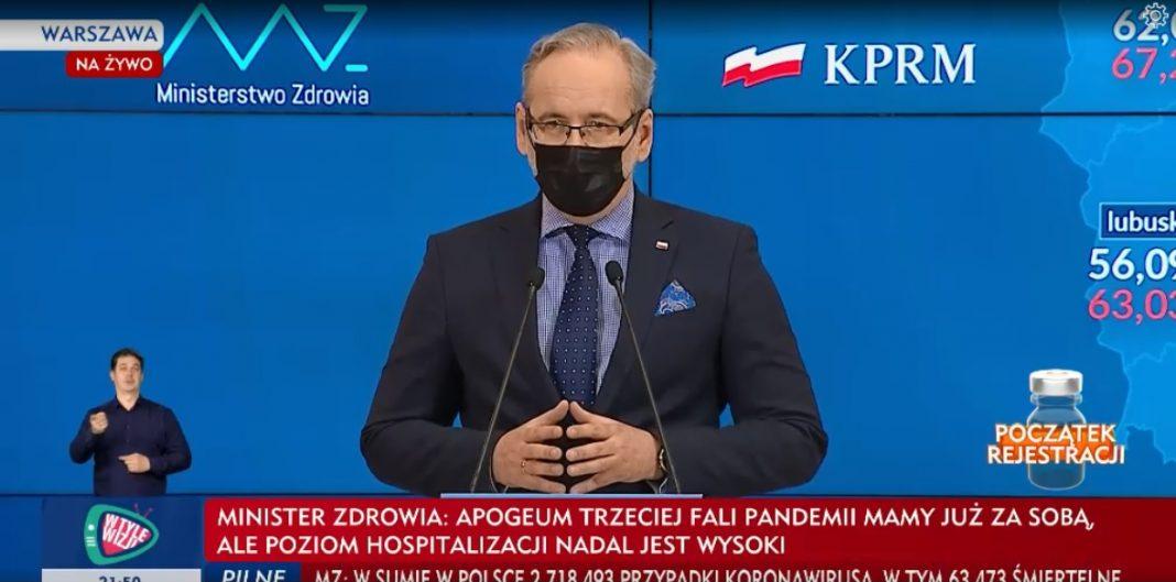 propolski.pl: Niedzielski o szczepieniach na COVID-19