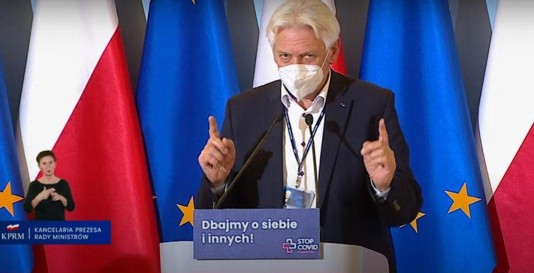 propolski.pl: Prof. Andrzej Horban: jeśli nie chcemy pozamykanych biznesów, szczepmy się