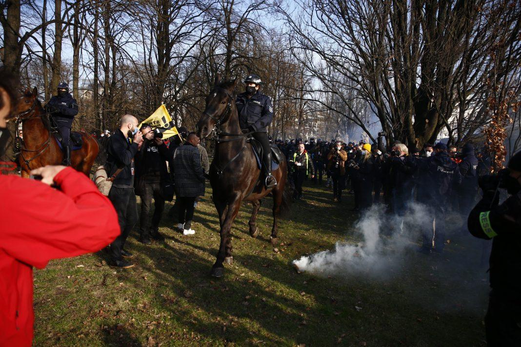 propolski.pl: Protest w Warszawie