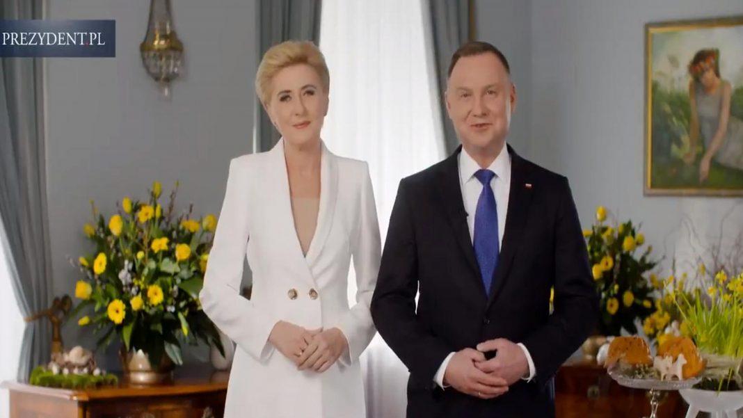 propolski.pl: Życzenia wielkanocne pary prezydenckiej