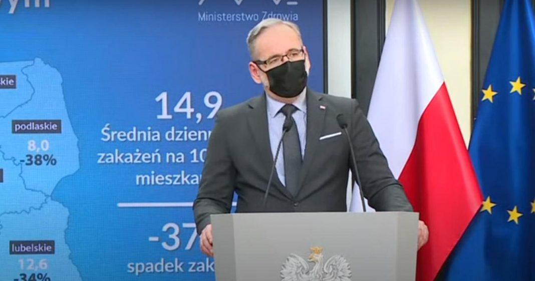 propolski.pl: Minister zdrowia i najnowsze informacje