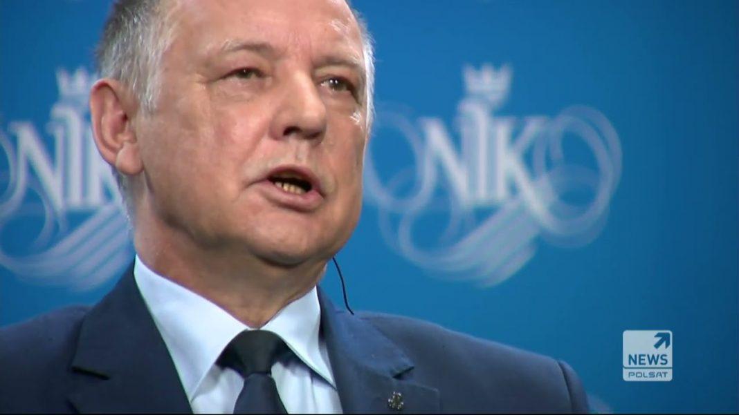 propolski.pl: Marian Banaś składa zawiadomienie do prokuratury. Chodzi o słowa Kaczyńskiego
