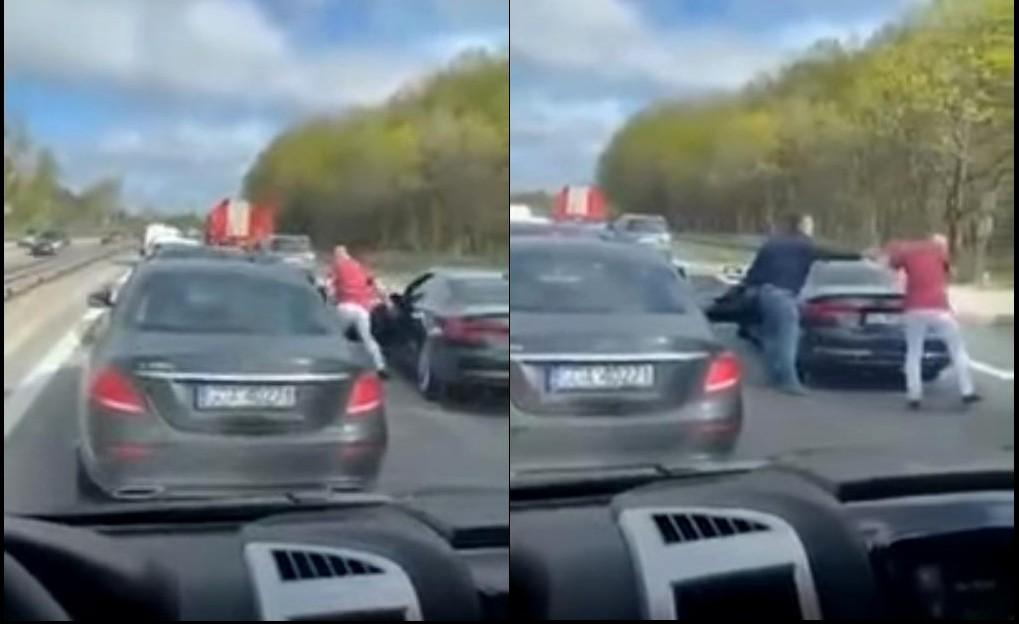 propolski.pl: Potężna sprzeczka na obwodnicy Trójmiasta. Kierowcy nie wytrzymali i doszło do rękoczynów [WIDEO]
