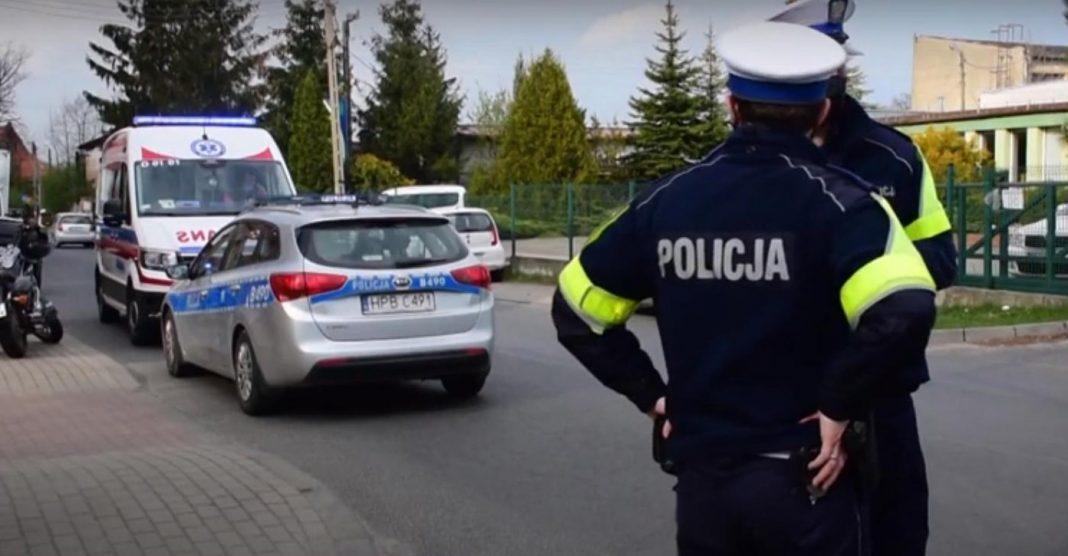 propolski.pl: 26-latek uciekał przed policją i taranował radiowozy