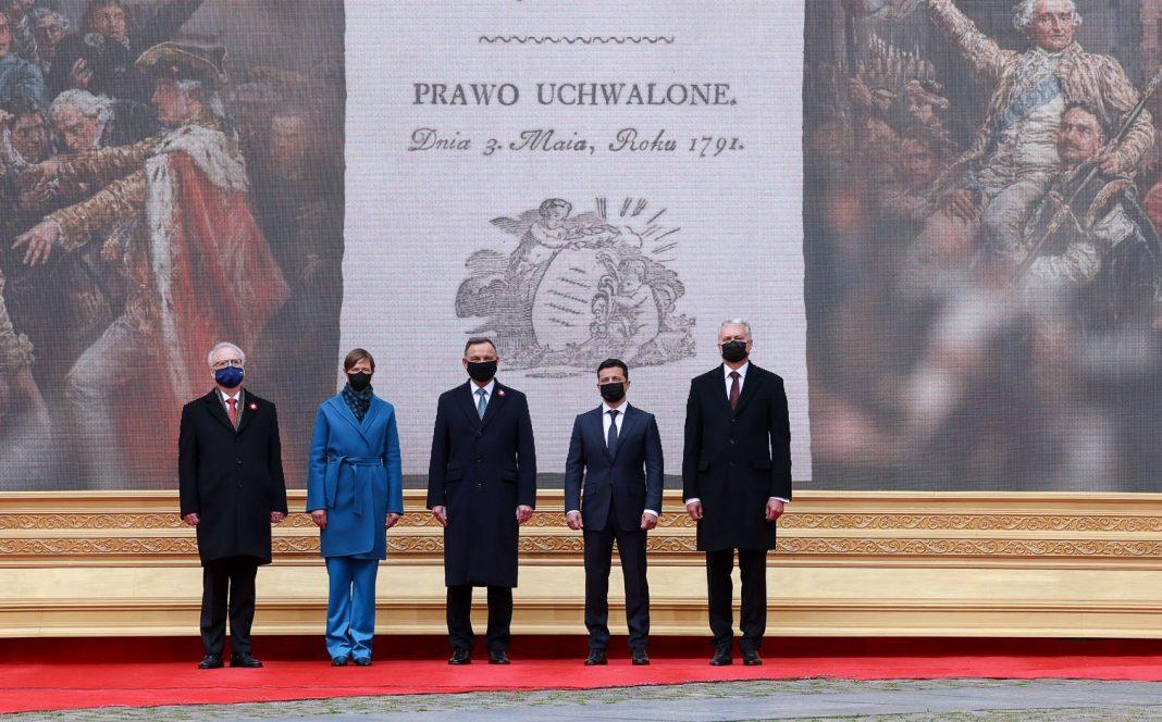 propolski.pl: Wspólna deklaracja prezydentów pięciu państw regionu