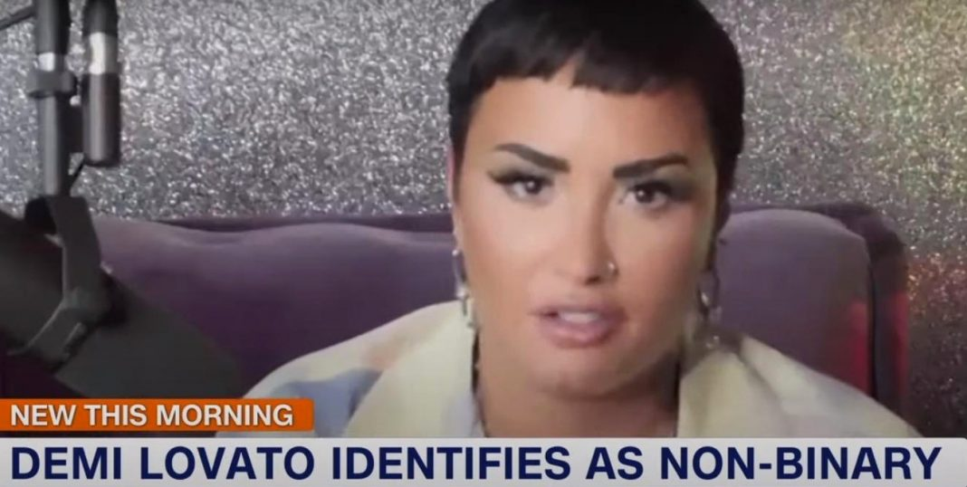 propolski.pl: Piosenkarka Demi Lovato odkryła prawdę o sobie: Jestem osobą niebinarną! [WIDEO]