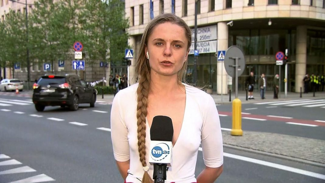 propolski.pl: Jana Shostak w TVN24