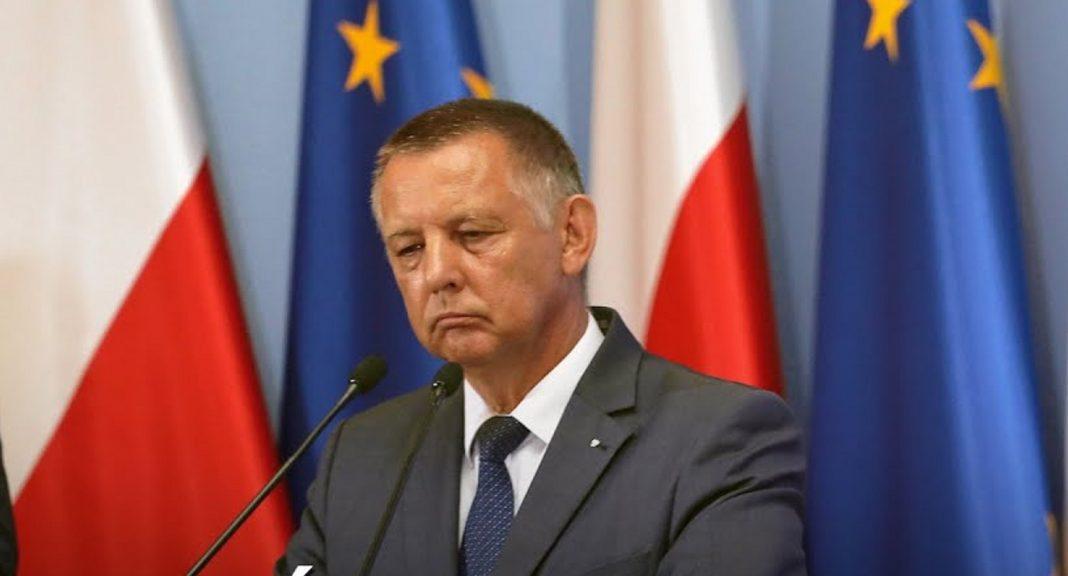 propolski.pl: Banaś wypowiedział szokujące słowa:
