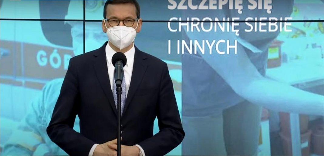 propolski.pl: Morawiecki: Jest tylko jeden sposób, który pomoże uniknąć czwartej fali
