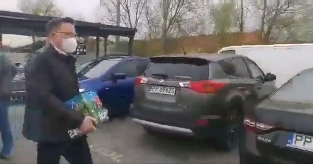 propolski.pl: Prezydent PO z piwkiem