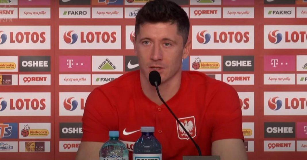 propolski.pl: Robert Lewandowski zabrał głos przed meczem ze Szwecją