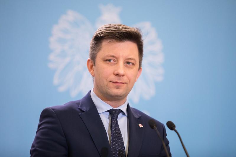 propolski.pl: Włamano się na skrzynkę mailową Michała Dworczyka. Minister zawiadomił służby i wydał oświadczenie