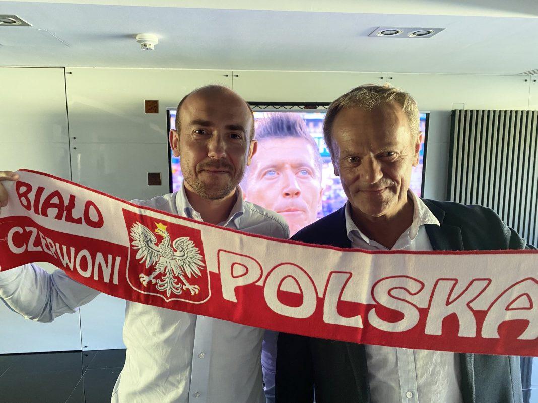propolski.pl: Borys Budka spotkał się z Donaldem Tuskiem: