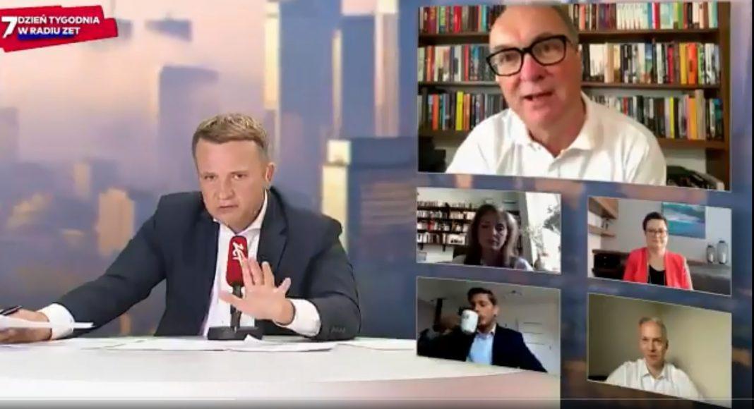 propolski.pl: [video] Awantura na antenie Radia ZET.