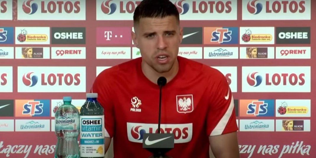 propolski.pl: Jan Bednarek przed meczem z Hiszpanią.