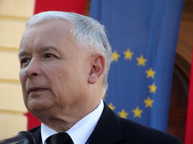 """propolski.pl: Kaczyński podpisał deklarację europejskiej prawicy: """"Nie chcemy rewolucji proponowanej przez UE"""""""