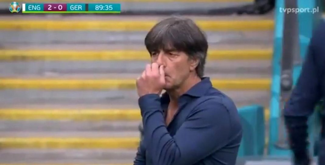 propolski.pl: Trener Niemców przyłapany przez kamery