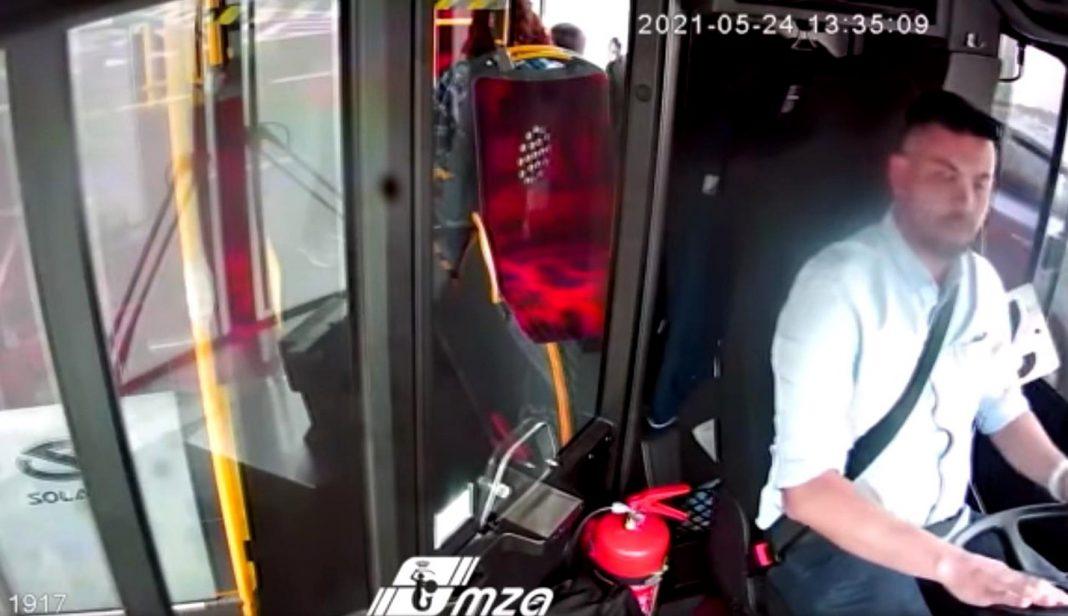 propolski.pl: Kierowca autobusu pomógł niepełnosprawnej