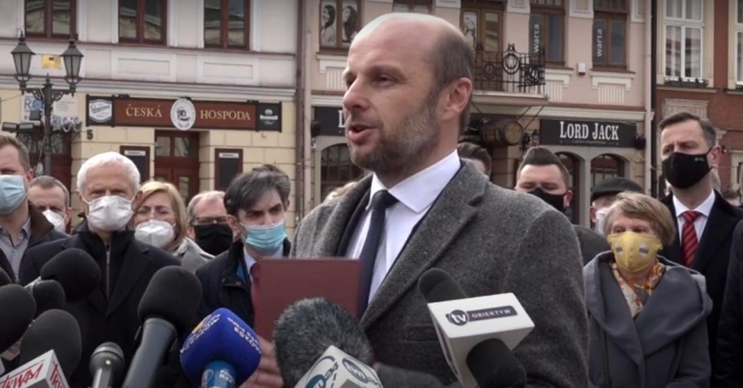 propolski.pl: Konrad Fijołek wygrywa wybory w Rzeszowie! Bardzo dobry wynik Grzegorza Brauna